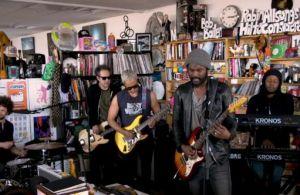 WATCH: Gary Clark Jr. Performs Tiny Desk Concert For Npr