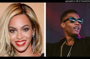 Nigerian Superstar, Wizkid Appears On Beyonce's Album