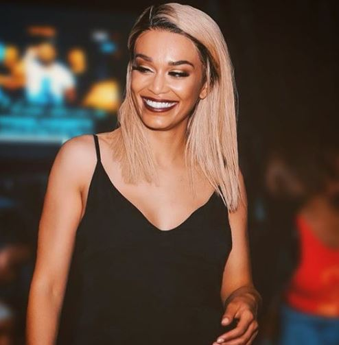 Pearl Thusi escapes scammer, impersonating DJ Sbu