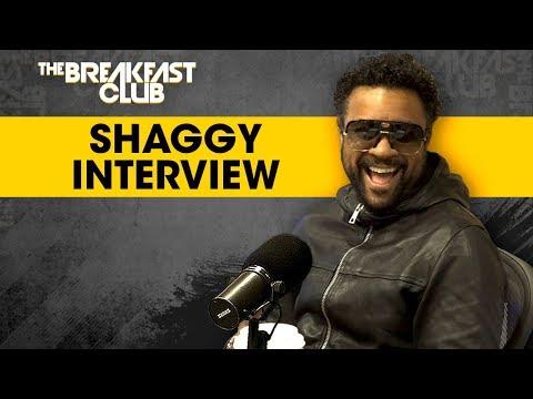 "WATCH: Shaggy Talks ""Wah Gwaan?!,"" Reggae & More On The Breakfast Club"