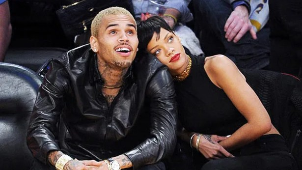 See Moment Chris Brown Begs Rihanna To Drop New Music After Long Break