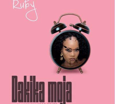 DOWNLOAD: Ruby – Dakika Moja (mp3)