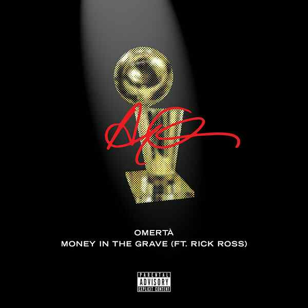 DOWNLOAD: Drake Ft  Rick Ross – Money In The Grave (mp3)