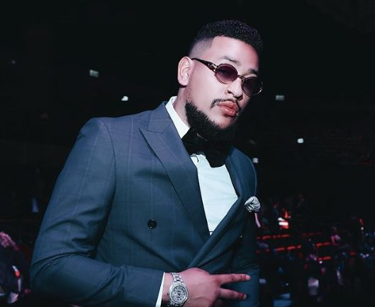AKA's moment at BET | Watch Video