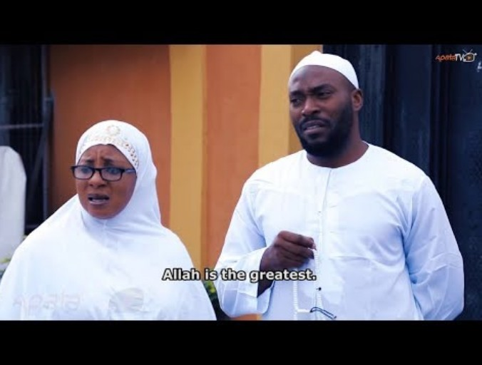 DOWNLOAD VIDEO: Latest Yoruba Movie — Faridat  Starring Mide Martins