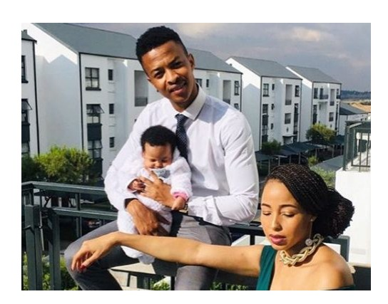 Actor Oros Mampofu Reveals Baby's First Laugh | Watch
