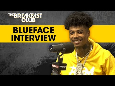 VIDEO: Blueface Talks Girlfriend Drama, Legal Issues & More On The Breakfast Club