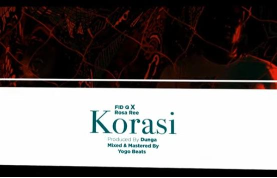 DOWNLOAD: Fid Q ft Rose Ree – Korasi (mp3)