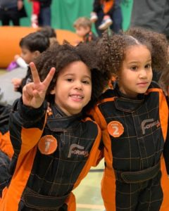 New Beautiful Photo Of Mikel Obi's Twin Daughters