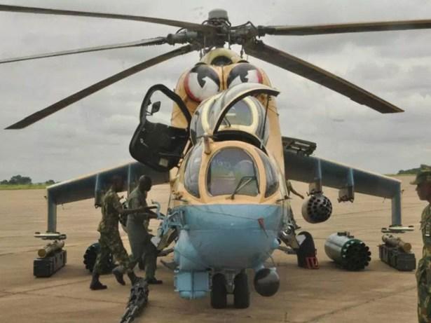 Army denies killing civilians in Borno airstrike