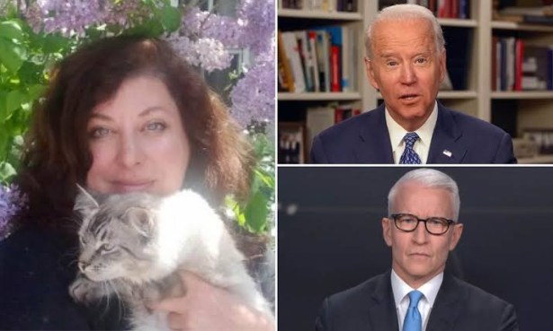 Joe Biden accuser Tara Reade says she's 'lost total respect' for CNN's Anderson Cooper for not asking former VP about sexual assault claim
