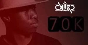 DOWNLOAD Caiiro – 70K Appreciation Mix MP3