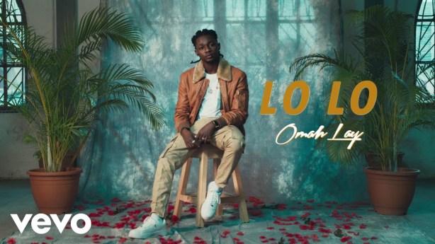 VIDEO: Omah Lay – Lo Lo   mp4 Download
