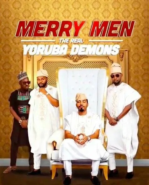 DOWNLOAD Merry Men: The Real Yoruba Demons – Nollywood Movie | Mp4
