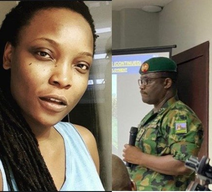 """Nigerian Army denies reports of searching for DJ Switch, says """"We have bigger fish to fry"""""""