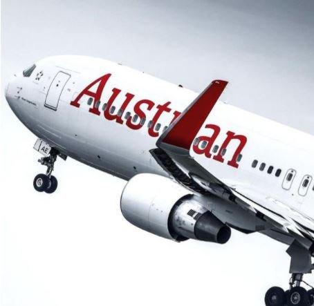 "Austrian Airlines' crew drop their ""Jerusalema"" challenge video"