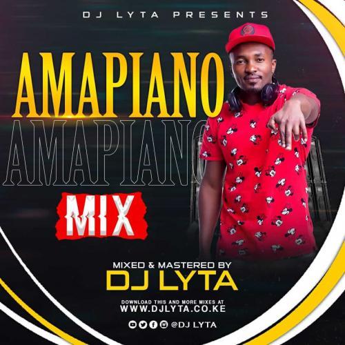 DOWNLOAD DJ Lyta – Amapiano Mix 2021 MP3