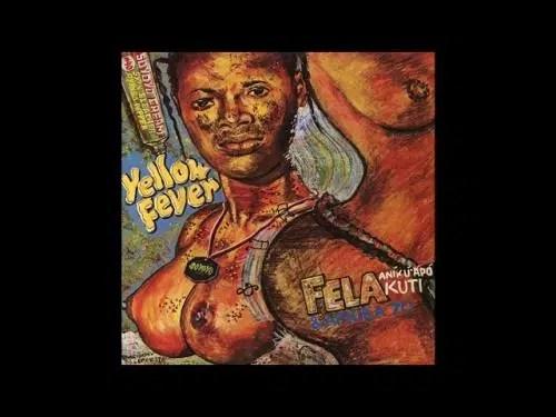 NaijaChoice Fela Kuti Yellow Fever