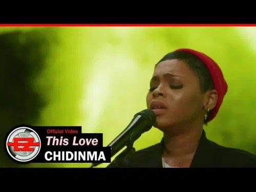 VIDEO: Chidinma – This Love | mp4 Download