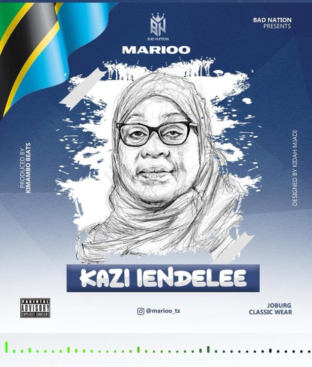 DOWNLOAD Marioo – Kazi Iendelee MP3