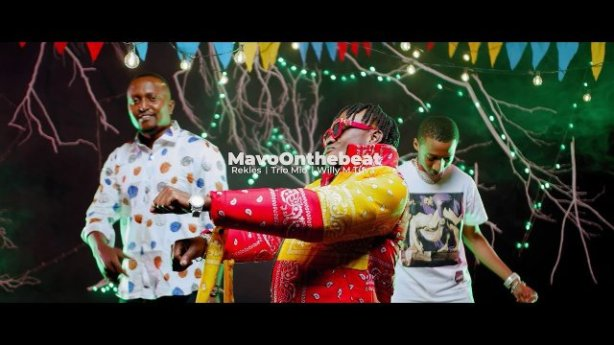 DOWNLOAD Mavo On the Beat ft Rekles, Trio Mio & Mzazi Willy Tuva – SI HUCHANGA MP3