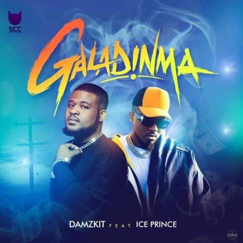 DOWNLOAD Damzkit – Galadinma Ft. Ice Prince MP3