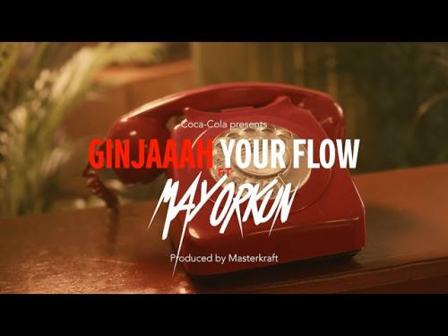 VIDEO: Mayorkun x Coca Cola – Ginjaaah Your Flow   mp4 Download