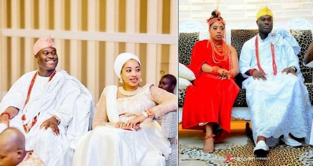 Ooni Of Ife, Oba Enitan Ogunwusi's Marriage Allegedly Crashes