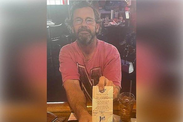 $45,000 winning lottery ticket found in dead man's pocket