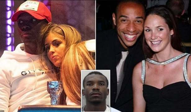 Fraudster claiming to be US Navy Seal dupes Thierry Henry's ex-wife of £160,000