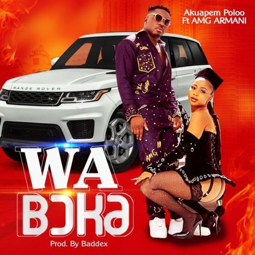 DOWNLOAD Akuapem Poloo – Wa Boka Ft. Amg Armani MP3