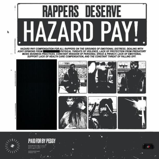 DOWNLOAD JPEGMAFIA – HAZARD DUTY PAY! MP3