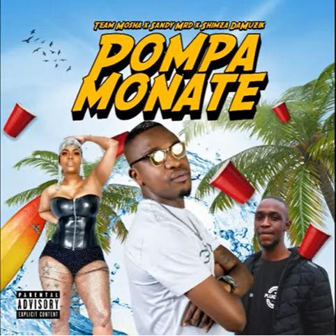 DOWNLOAD Team Mosha, Sandy Mrd & Shimza Damuzik – Pompa Monate MP3