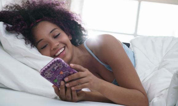 How far away should your cell phone be when you sleep?