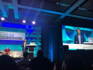Healthcare is making bold but incremental moves: Takeaways from Health 2.0