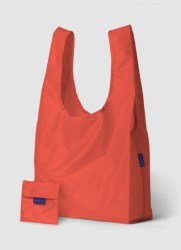 100% ripstop nylon reusable bag by BAGGU (from Huffington Post article)