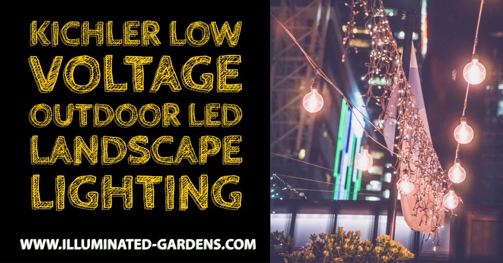 kichler low voltage outdoor led