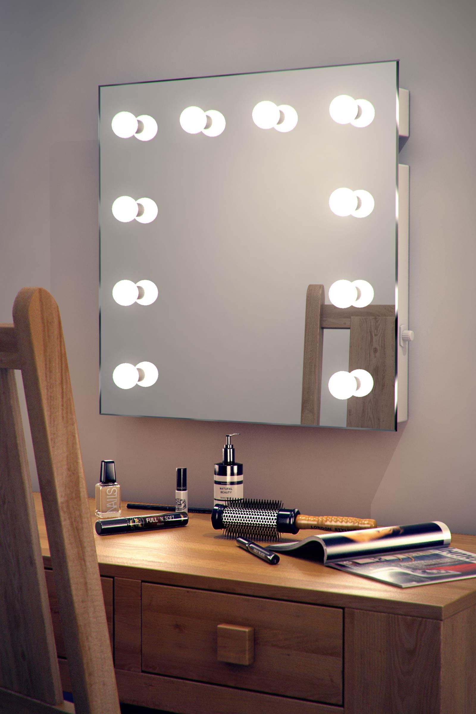 Uitgelezene Spiegel Beleuchtet Hollywood   Das Beste Von 20 Make Up Spiegel RX-24