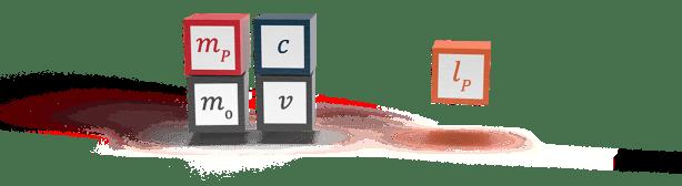 The natural formula for de Broglie wavelength in fundamental Planck units