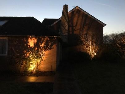 SHADOWS 2 - illuminating Gardens, Garden Lighting Installation Gallery