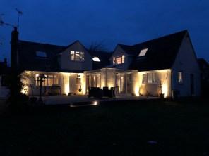 house - illuminating Gardens, Garden Lighting Installation Gallery