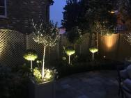 RQRZ2962 - illuminating Gardens, Garden Lighting Installation Gallery