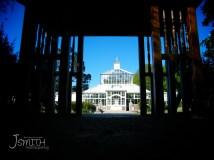 Dunedin Botanic Gardens, Glass House, New Zealand