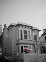 One of many early Dunedin houses.