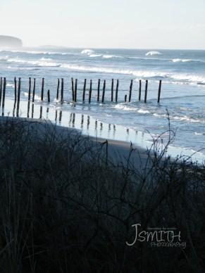 St Clair, Piles, Sand Dunes