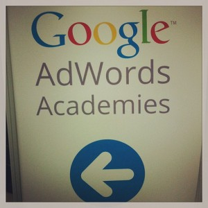using Adwords, online marketing consultant