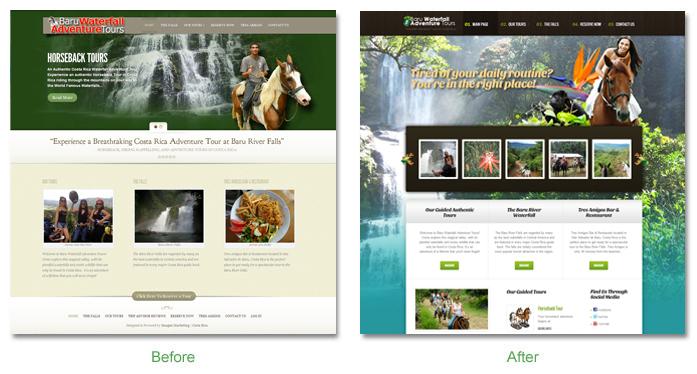 Baru Website