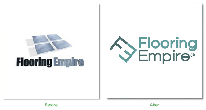 Before After Flooring Empire