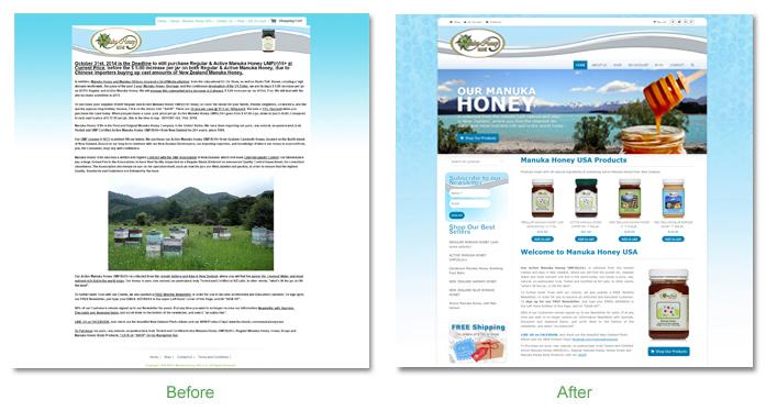 Manuka Honey Usa Web Before After