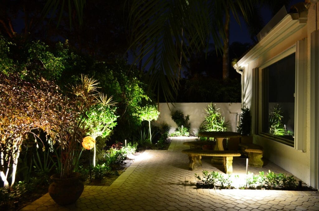 outdoor lighting and design